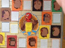 Turkey Recipes from the Second Grade