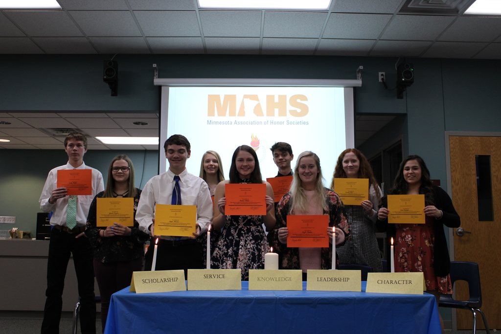 2019-2020 Inductees