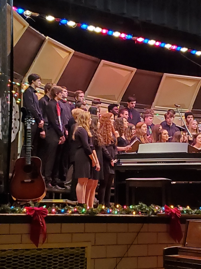 sr high choir